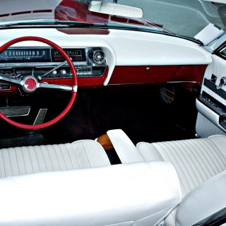 Snow White Auto Interior