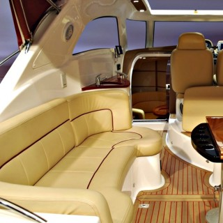 Custom Boat Interior